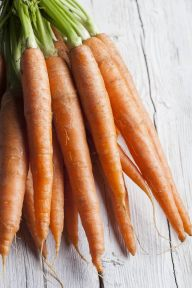 Crown Roast Carrots