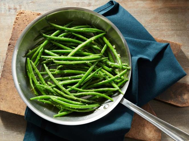 Green Beans steamed