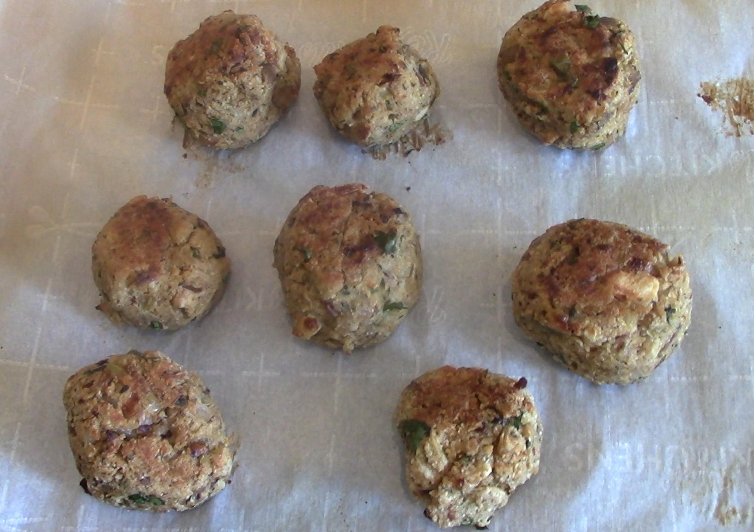 Eggplant Meatballs 2